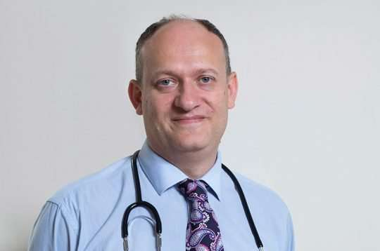 Dr Adam Fox Appointed Professor