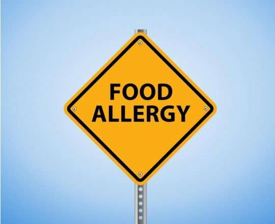 Let's Talk Food Allergy