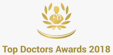 Dr Adam Fox Scoops Top Doctors Award